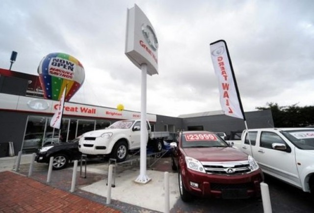 Great Wall Motors vrea sa intre pe piata din Statele Unite