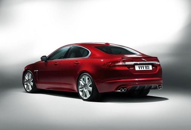 Jaguar XF Facelift, premiera la New York Auto Show