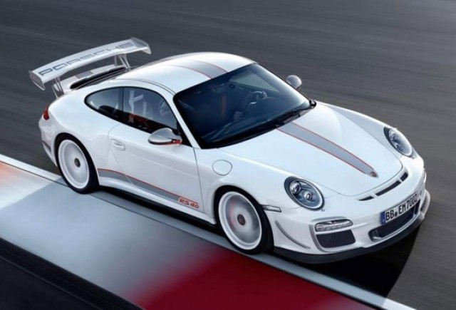 Porsche 911 GT3 RS 4.0: Meet the beast!