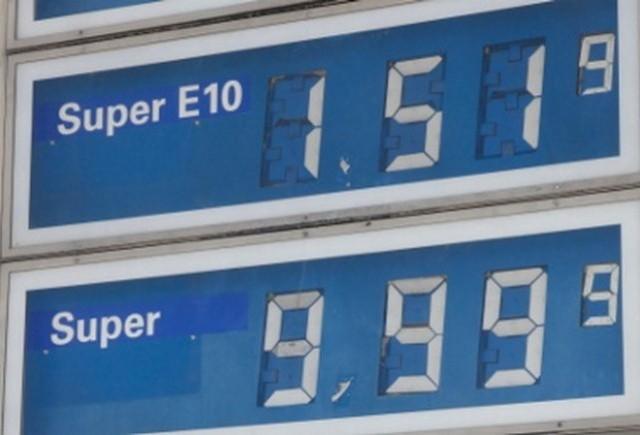 10 Euro litrul de benzina super!
