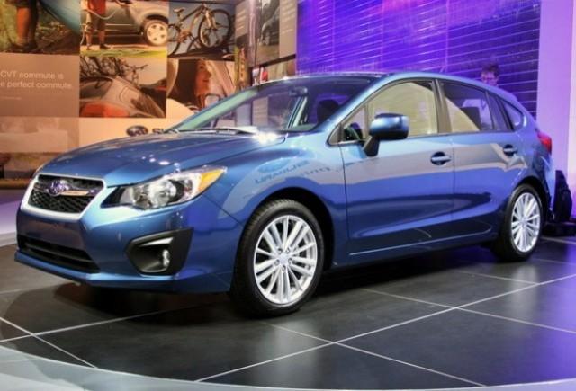 Subaru va vinde cu 50% mai multe Impreza