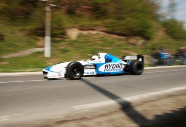 Lucien Hora a facut dubla la Muscel Racing Contest