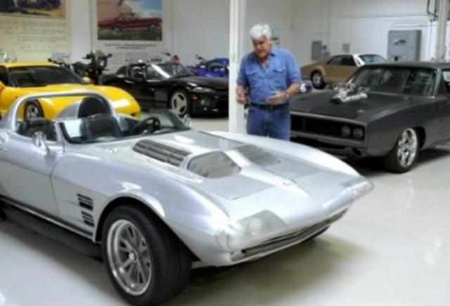 VIDEO: Jay Leno se joaca cu masinile din Fast Five