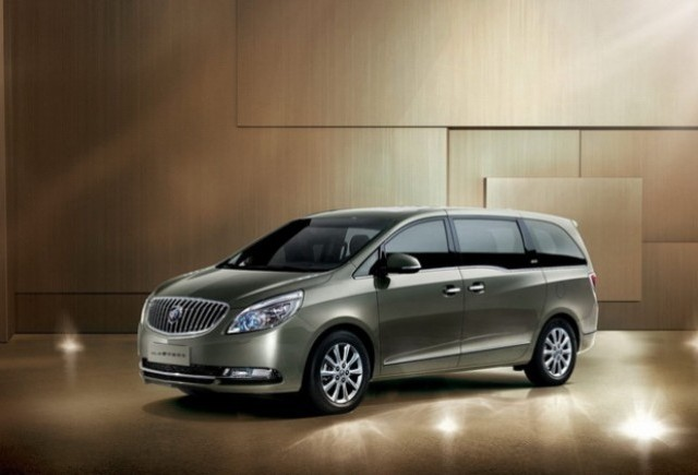 Buick a vandut 3 milioane unitati in China
