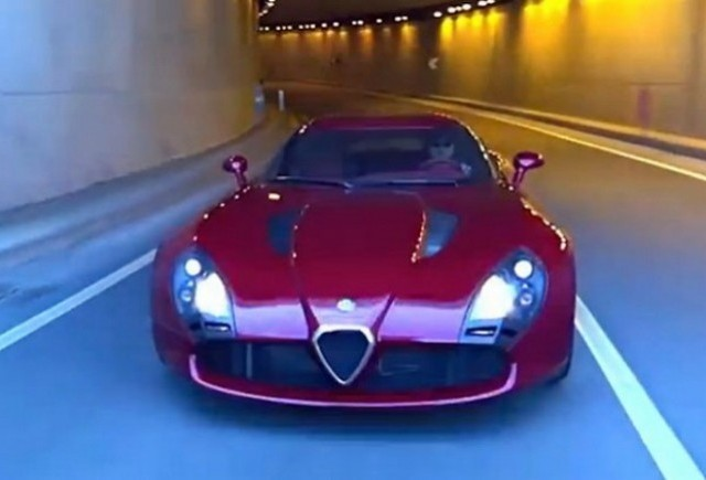 VIDEO: Zagato TZ3 Stradale in actiune
