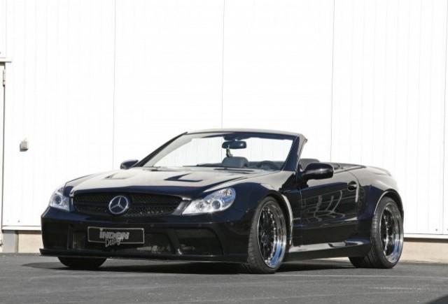 Mercedes-Benz SL65 AMG de la Inden Design
