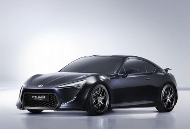 Toyota a confirmat detaliile coupe-ului FT-86