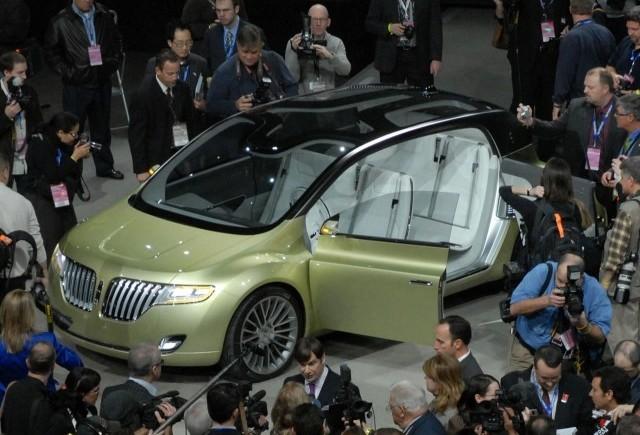 Un nou concept Lincoln, in pregatire pentru LA Show 2011