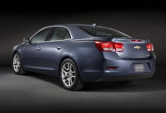 Noul Chevrolet Malibu nu va avea versiune SS