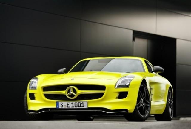 Viitoarea generatie Mercedes S-Klasse ar putea avea si varianta electrica