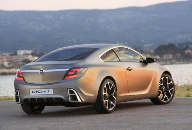 O noua generatie Opel Calibra, in 2013?