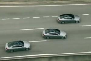 VIDEO: Actiune pentru Mercedes-Benz C-Klasse Coupe