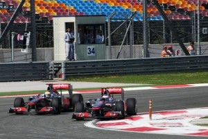 Hamilton si Button, nemultumiti de rezultatul din Turcia