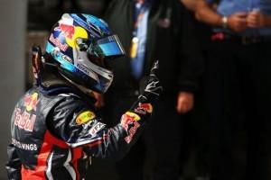 Vettel: Sunt doar 4 curse din 19, nu s-a jucat inca nimic