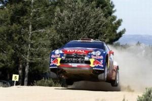 Loeb castiga Raliul Italiei pentru a patra oara in cariera