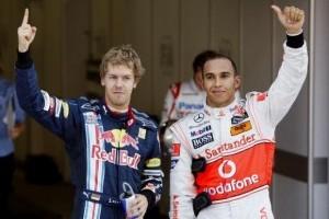 Hamilton: Vettel incepe sa semene din ce in ce mai mult cu Schumacher