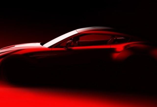 Aston Martin si Zagato au incheiat o alianta, un model nou vine la Concours d'Elegance