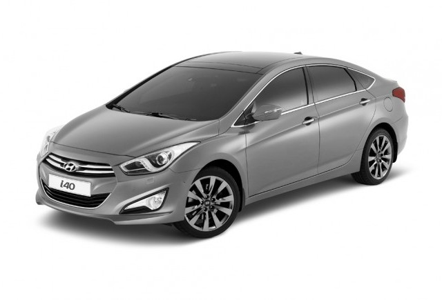 Hyundai i40 sedan, prezentat la Barcelona