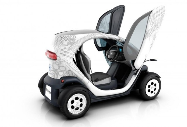 Renault Twizy va costa minimum 6.990 de euro