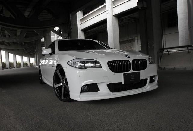 Pachet aerodinamic 3D Design pentru BMW Serie 5 M-Sport