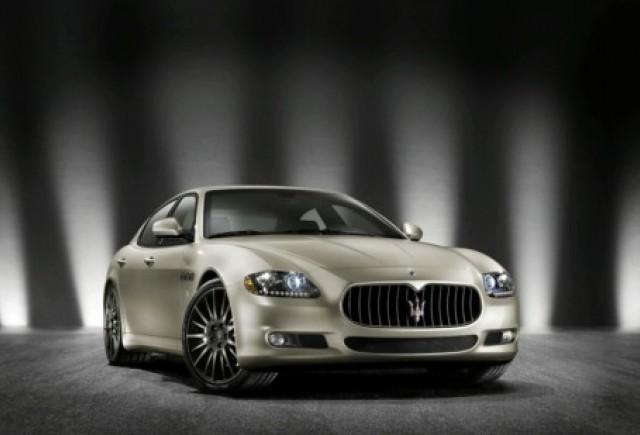 Mezinul Maserati va avea motor... Chrysler?