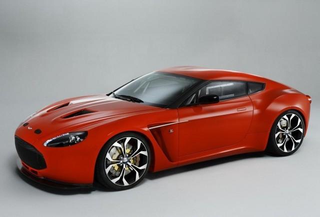 Faceti cunostinta cu Aston Martin Zagato