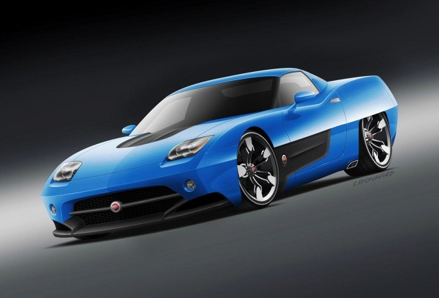 Endora Motors prezinta SC-1