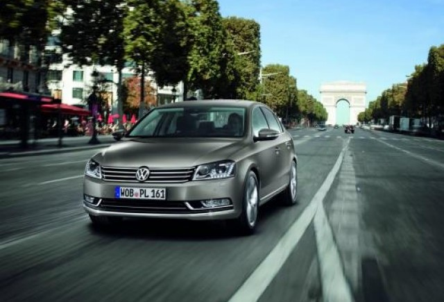 Coupe si decapotabila, posibile versiuni pentru viitorul Volkswagen Passat