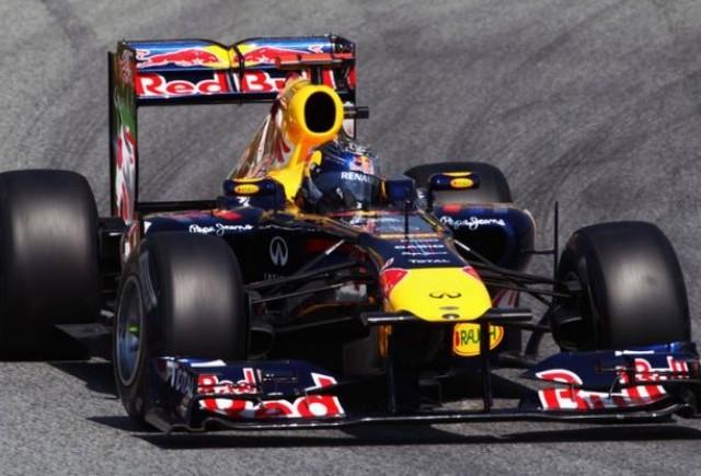 Vettel: Nu a fost vorba doar de KERS
