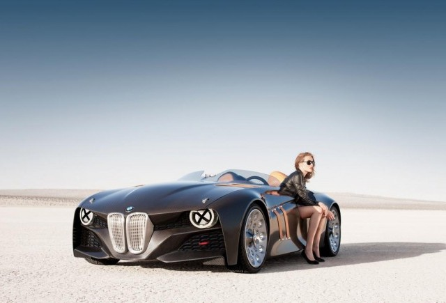 BMW 328 Hommage, omagiu pentru un clasic