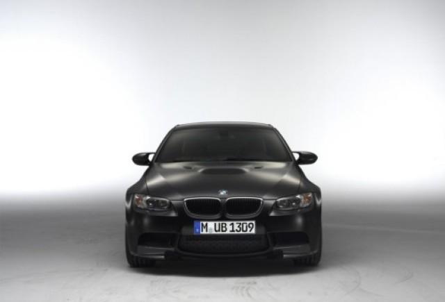Patru versiuni de motor posibile pentru noul BMW M3