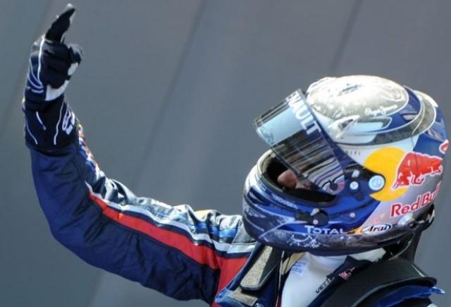Vettel castiga la limita Marele Premiu al Spaniei