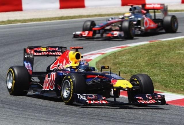 Hamilton, surprins de viteza McLaren
