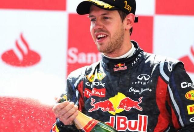 Vettel: Totul e bine cand se termina cu bine