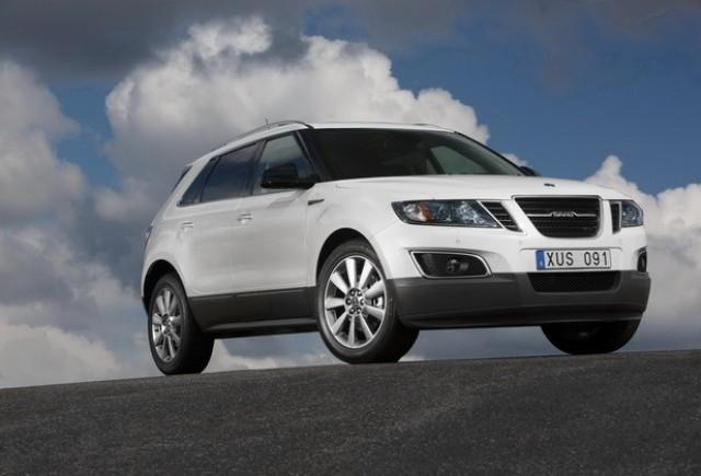 A debutat productia Saab 9-4x
