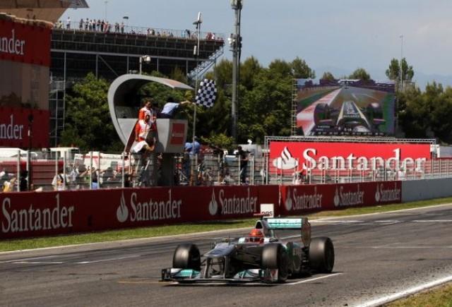 Schumacher: Putem fi multumiti