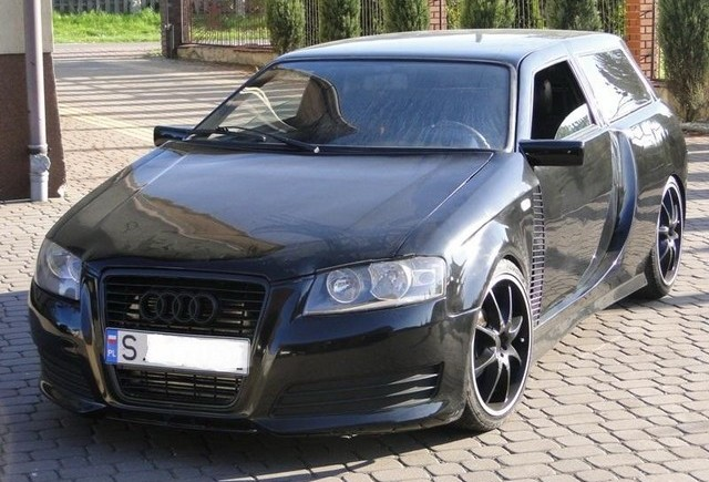 Fiat Uno Audi-Fi(c)at