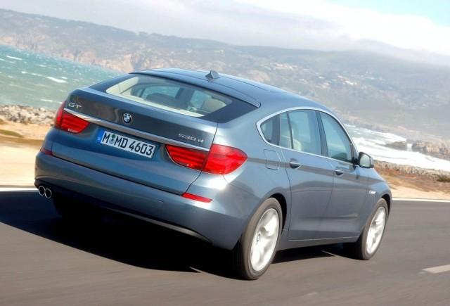 BMW Serie 5 GT, oficial o greseala
