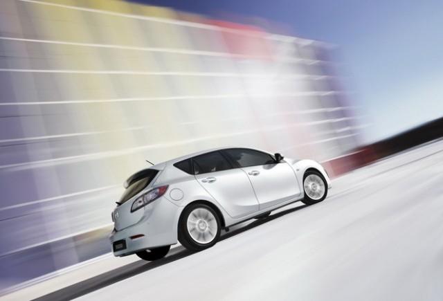 Producţia globală Mazda3 ajunge la 3 milioane de unităţi