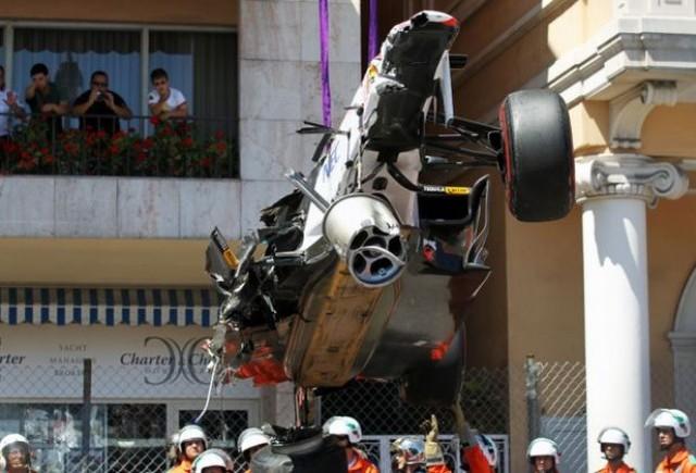 Perez nu va lua startul la Monaco