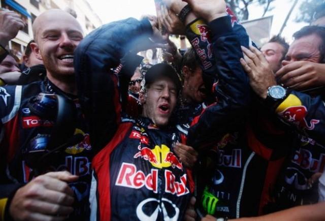 Vettel: Am riscat, am castigat