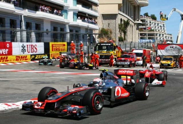 Button: Safety car-ul mi-a anulat sansele de victorie