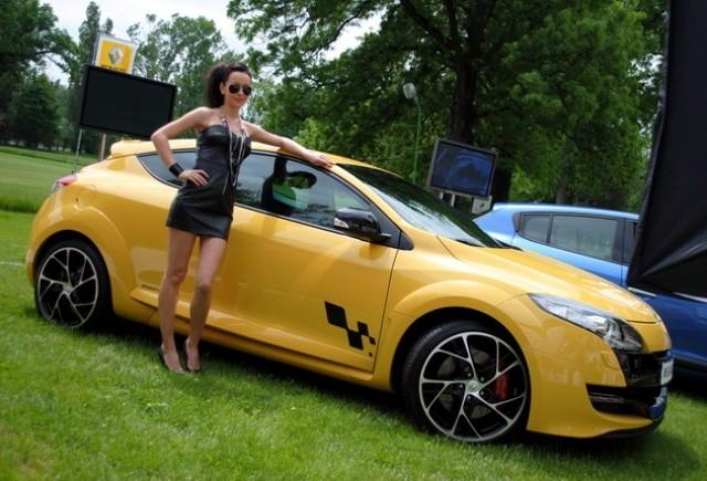 Pictorial Renault Megane RS