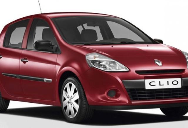 Renault Clio cu 45% mai ieftin