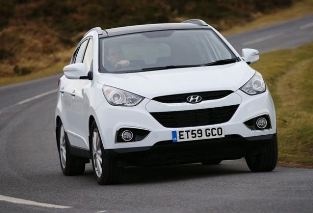 Hyundai - 5 milioane de unităţi vândute  în Europa.