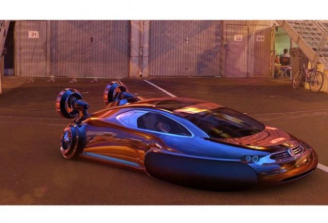 VW Aqua – conceptul de mâine