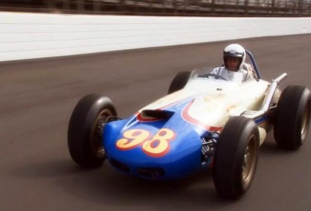 Video: Calhoun Ol' - maşina câştigătoare la Indy 500, 1963 – driver Parnelli Jones