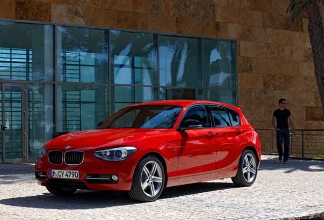 A doua generaţie BMW Seria 1 se pregăteşte pentru debut