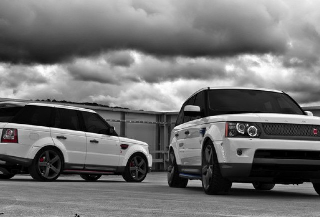 Range Rover Davis Mark II – noul Project Kahn.