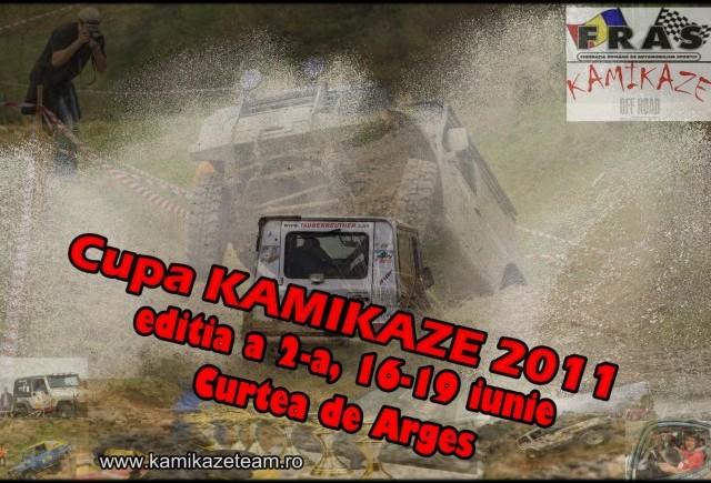 A doua editie a Cupei Kamikaze